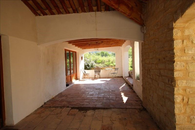 Immobile residenziali di prestigio casa Blauvac 590000€ - Fotografia 7