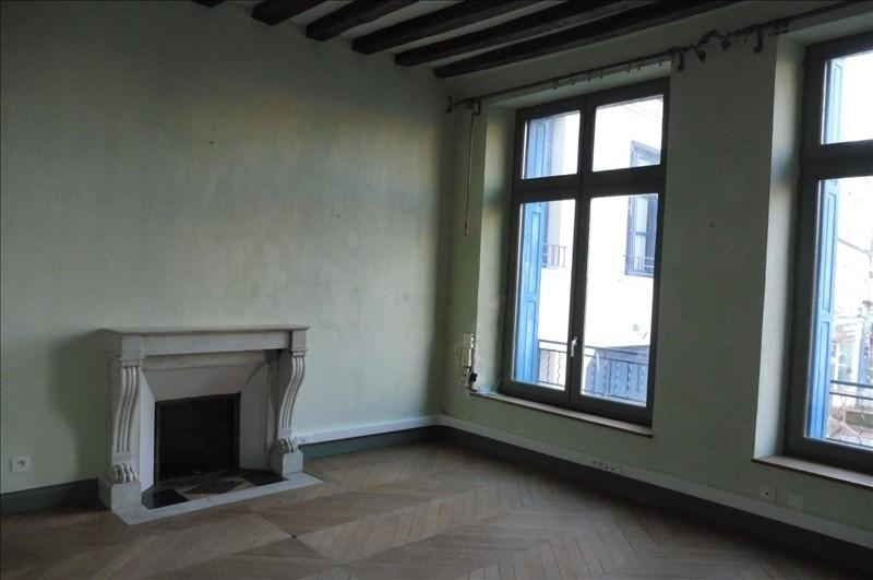 Location appartement Mortagne au perche 570€ CC - Photo 1