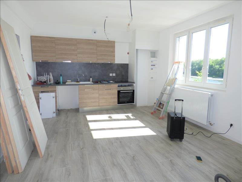 Vente appartement Moulins 96000€ - Photo 1