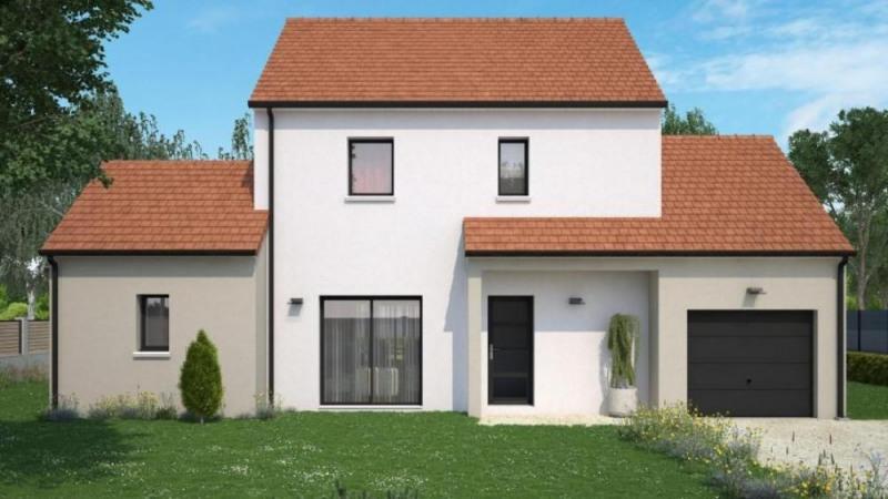 Maison  5 pièces + Terrain 1000 m² Vendôme par maisons ericlor