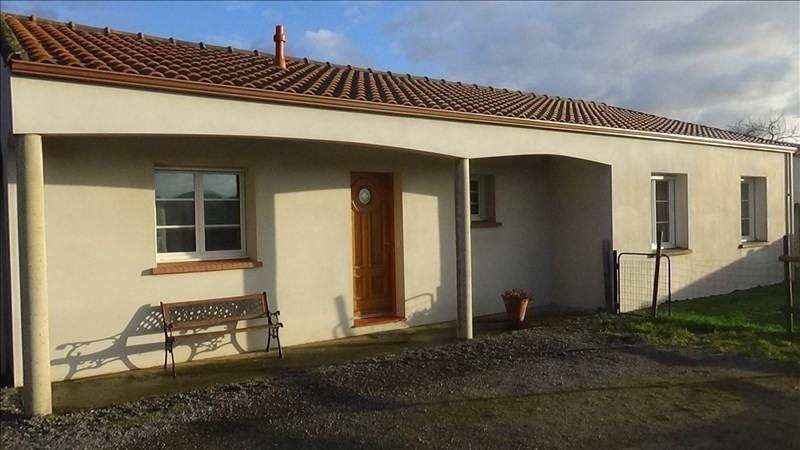 Vente maison / villa Chemere 249900€ - Photo 1
