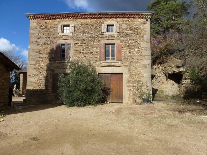 Vente maison / villa Chateauneuf de galaure 400000€ - Photo 3