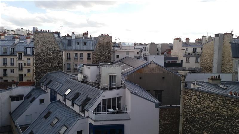 Affitto appartamento Paris 10ème 428€ CC - Fotografia 4
