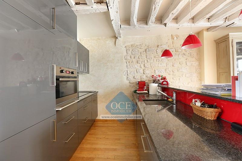 Deluxe sale apartment Paris 3ème 1090000€ - Picture 10