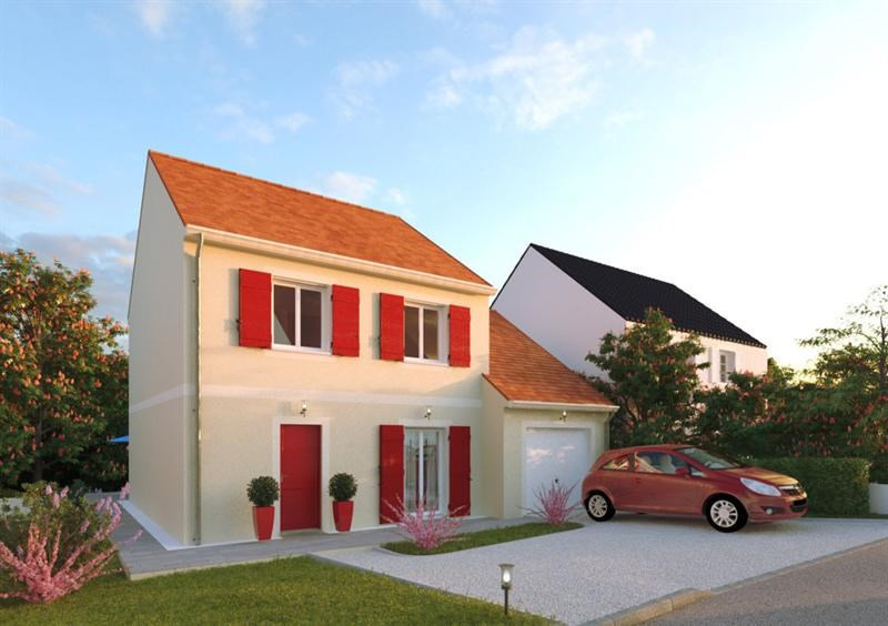 Maison  5 pièces + Terrain 350 m² Sevran par MAISONS PIERRE