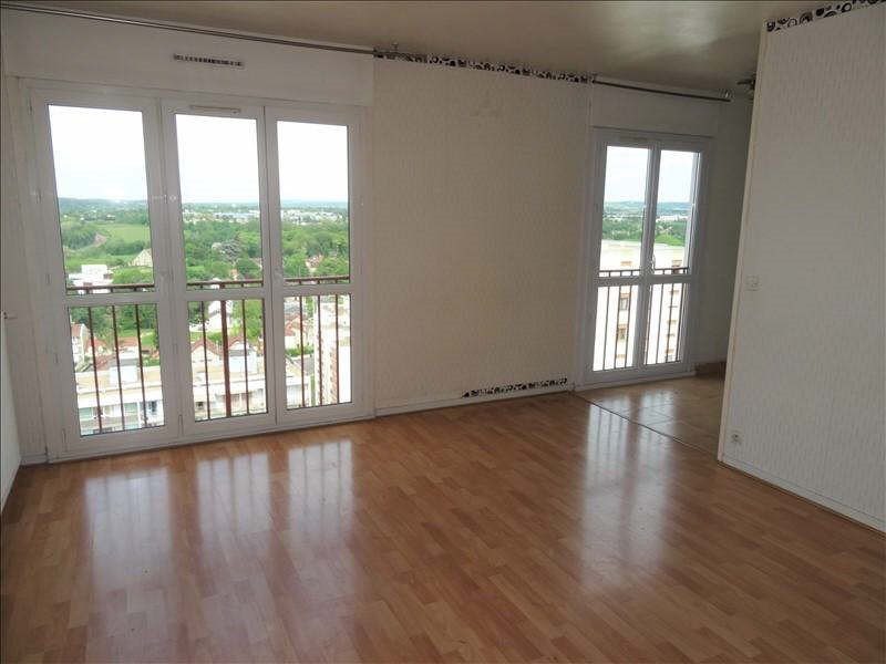 Vente appartement Pontoise 99 600€ - Photo 1