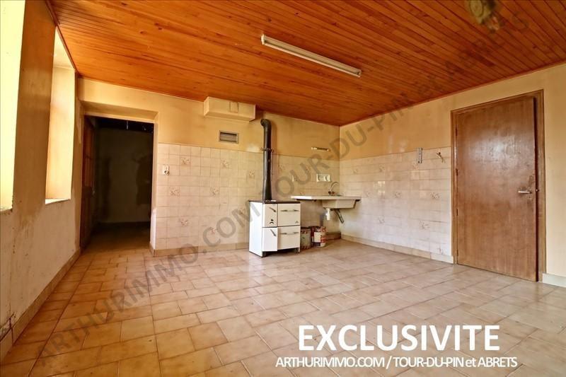 Sale house / villa La tour du pin 138000€ - Picture 2