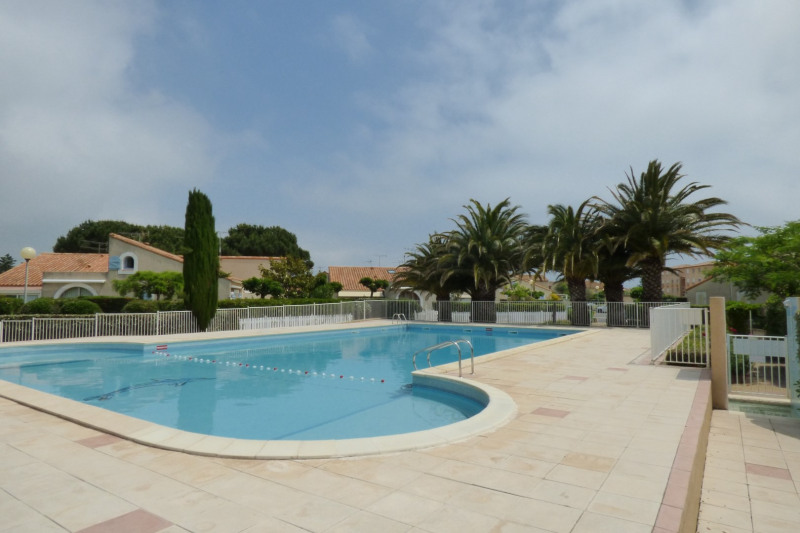 Vacation rental house / villa Valras plage 350€ - Picture 10