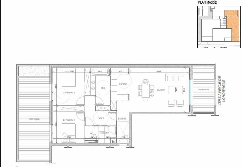 Vente de prestige appartement St jean de luz 695000€ - Photo 2