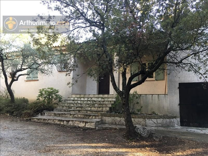 Vente maison / villa Rougiers 325 000€ - Photo 2