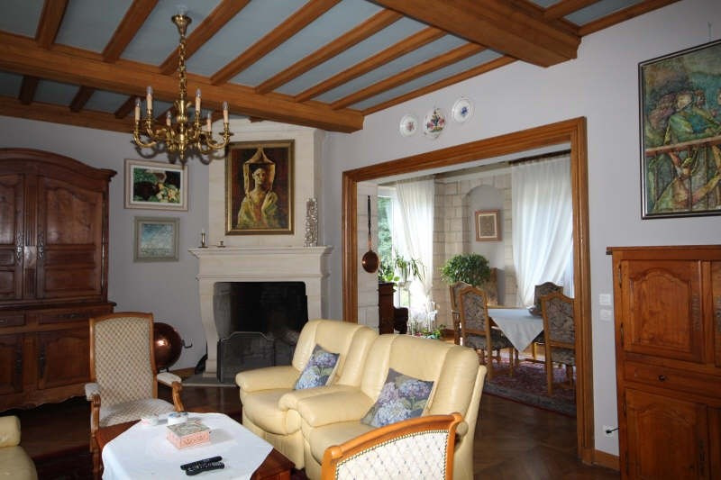 Deluxe sale house / villa Lamorlaye 1150000€ - Picture 2
