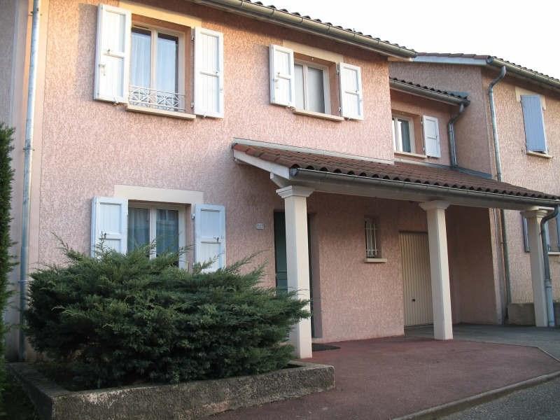 Rental house / villa Champagne au mont d or 1600€ CC - Picture 1