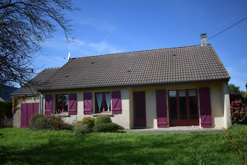 Sale house / villa Contrieres 129 000€ - Picture 1