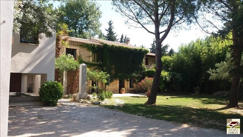 Престижная продажа дом Caderousse 780000€ - Фото 1