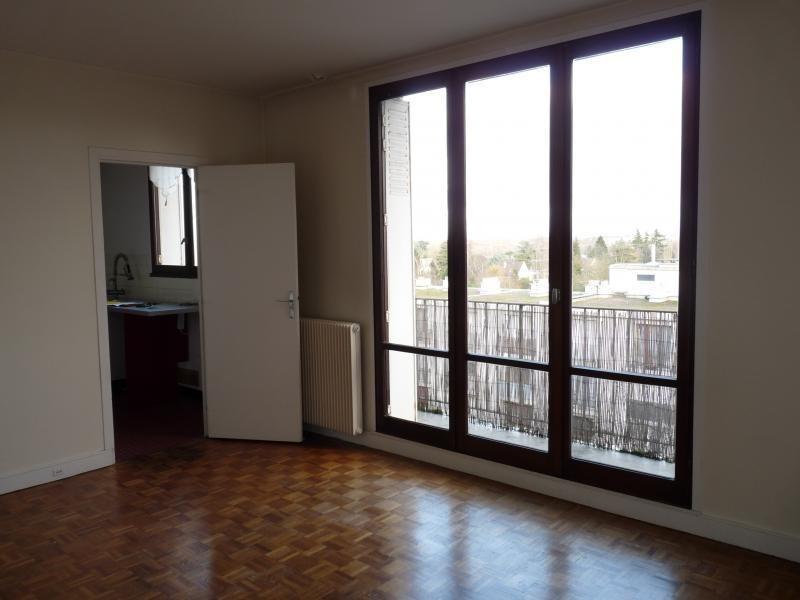 Rental apartment Villennes sur seine 880€ CC - Picture 1