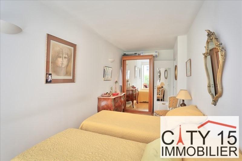 Verkoop  appartement Paris 15ème 585000€ - Foto 5
