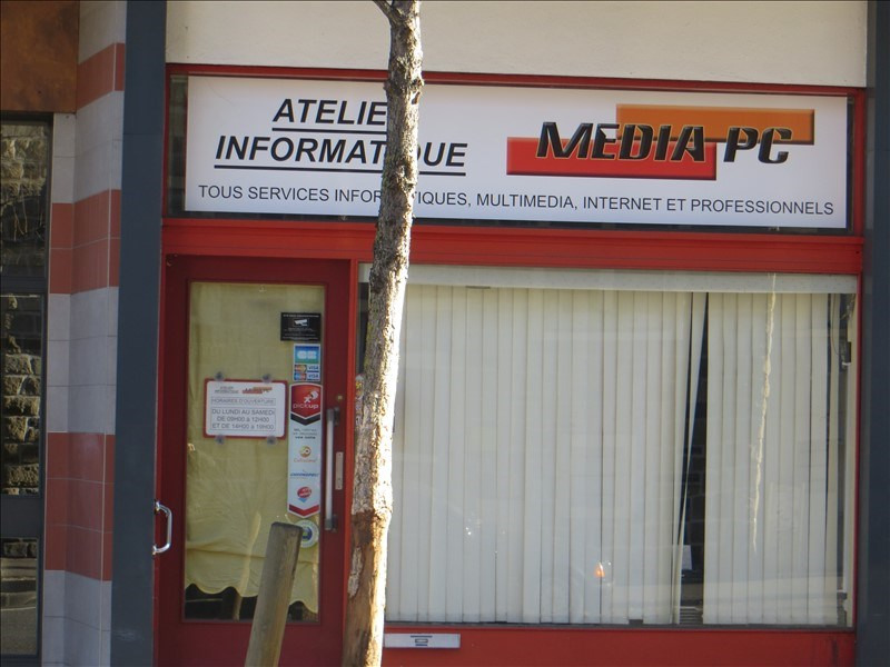 Vente bureau Clermont ferrand 48 000€ - Photo 1
