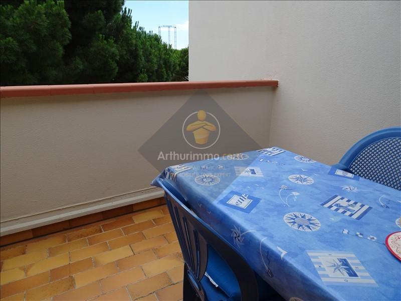 Vente appartement Le cap d agde 127000€ - Photo 4