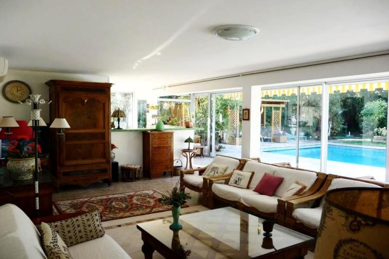 Vente de prestige maison / villa Cap d'antibes 2960000€ - Photo 5