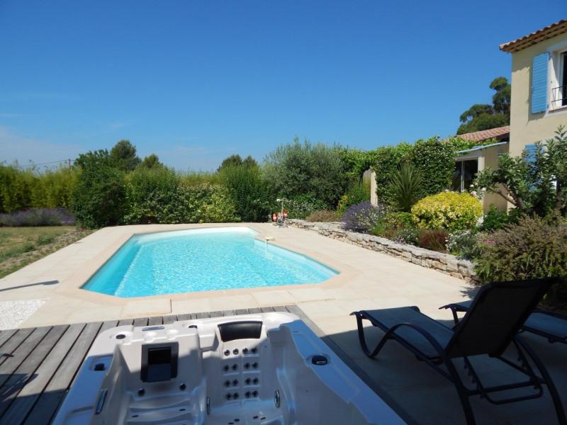 Sale house / villa Saint-antonin-du-var 540750€ - Picture 4