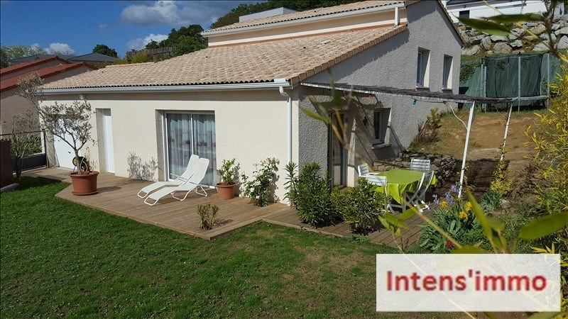 Vente maison / villa Mours st eusebe 215000€ - Photo 1