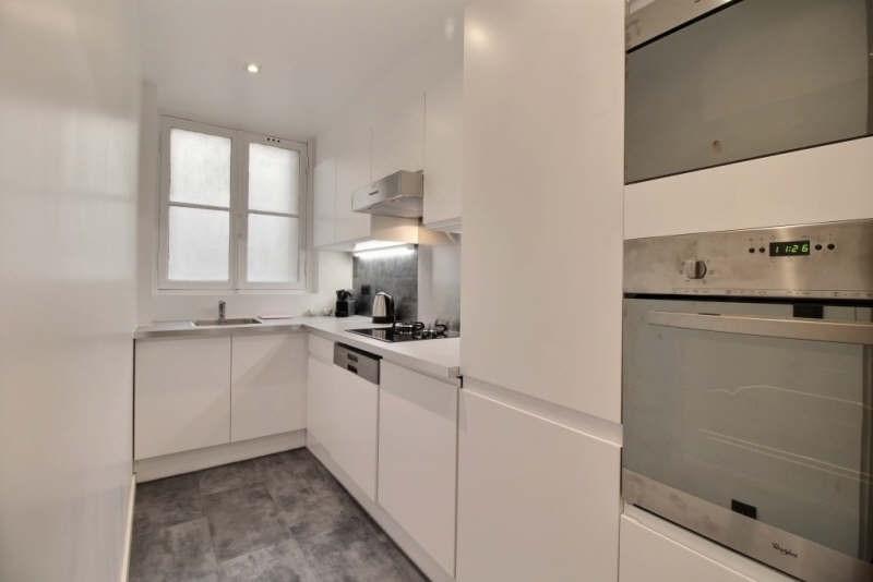 Alquiler  apartamento Paris 7ème 2200€ CC - Fotografía 2