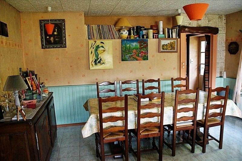 Sale house / villa Bruyeres 166000€ - Picture 5