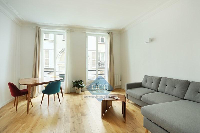 Deluxe sale apartment Paris 11ème 460000€ - Picture 1
