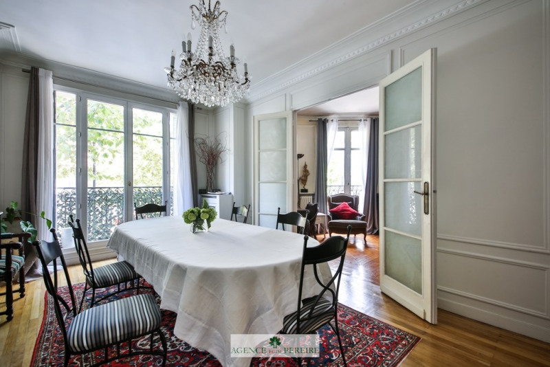 Vente de prestige appartement Paris 17ème 1 200 000€ - Photo 3