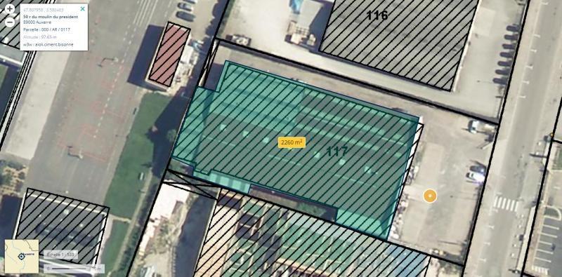 Produit d'investissement immeuble Auxerre 556500€ - Photo 4