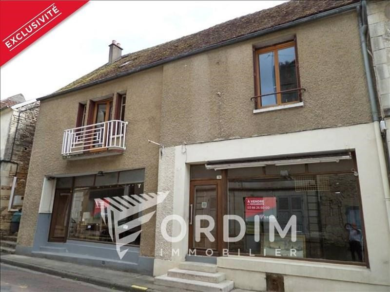 Sale building Donzy 45 000€ - Picture 1