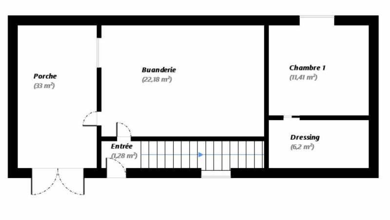 Vente maison / villa Orry la ville 429000€ - Photo 7