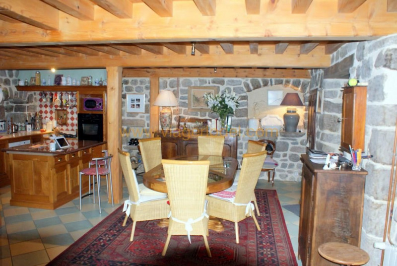 Lijfrente  huis Chaneac 55000€ - Foto 3