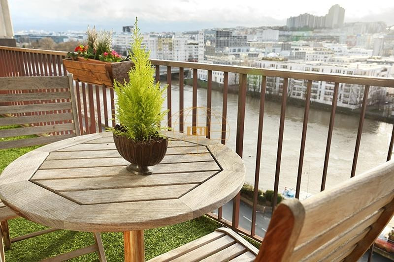 Vente appartement Boulogne billancourt 650 000€ - Photo 1