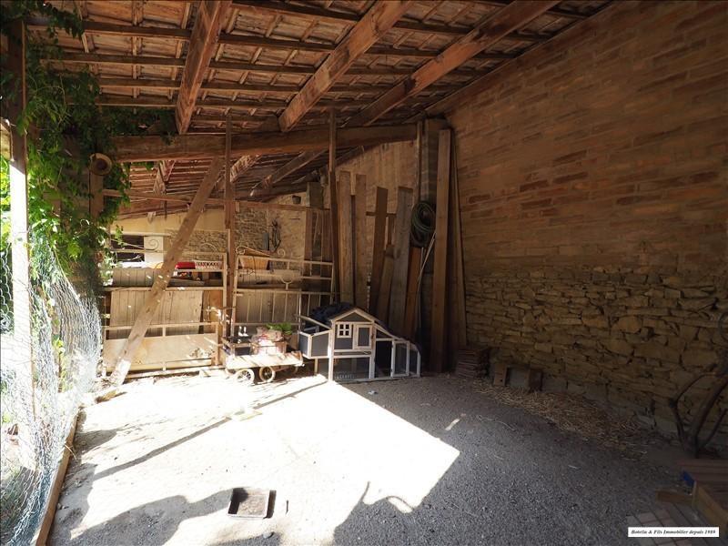 Vendita casa Laudun 372500€ - Fotografia 8