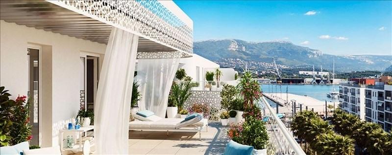 Sale apartment La seyne sur mer 250000€ - Picture 1