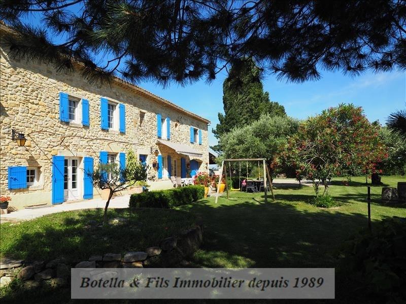Verkoop van prestige  huis Pont st esprit 558000€ - Foto 4