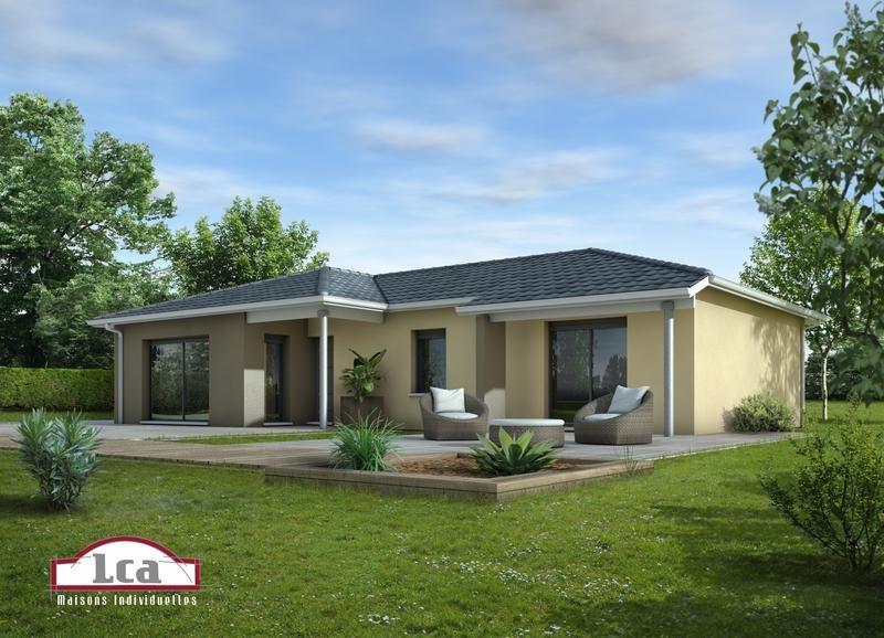 Maison  5 pièces + Terrain 600 m² Saint Pierre du Mont (40280) par LES MAISONS LCA MONT DE MARSAN