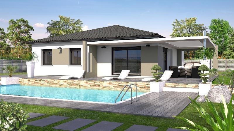 Maison  5 pièces + Terrain 828 m² Rouffiac par SIC HABITAT
