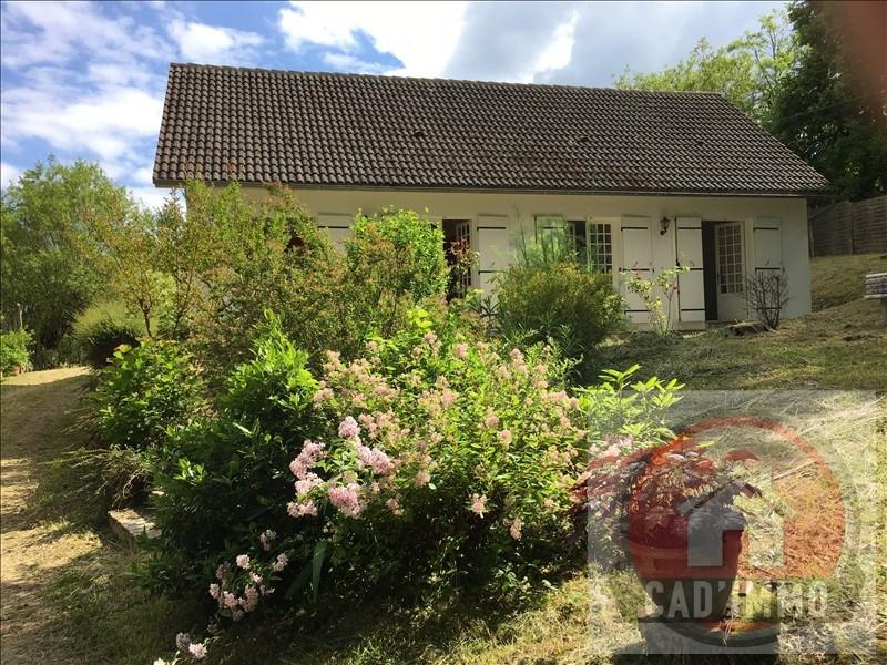 Sale house / villa Lembras 140000€ - Picture 1