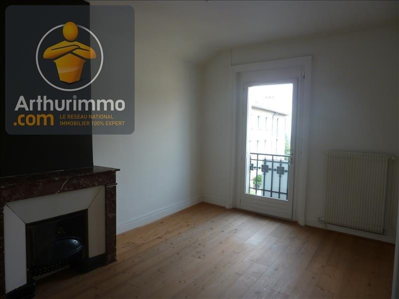 Location appartement St galmier 420€ CC - Photo 1