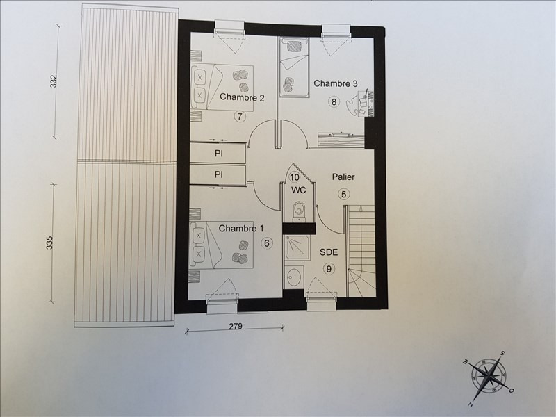 Vente maison / villa Chatelaillon plage 310000€ - Photo 3