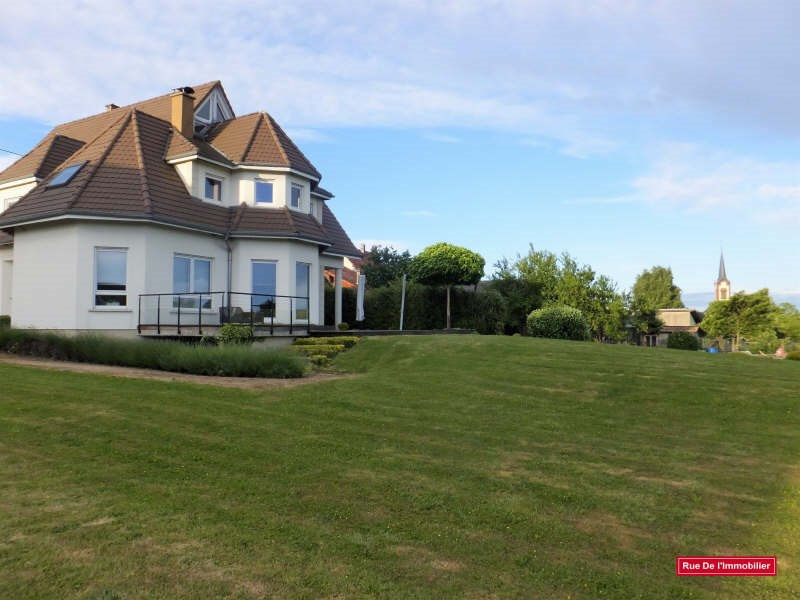 Deluxe sale house / villa Woerth 728 000€ - Picture 2