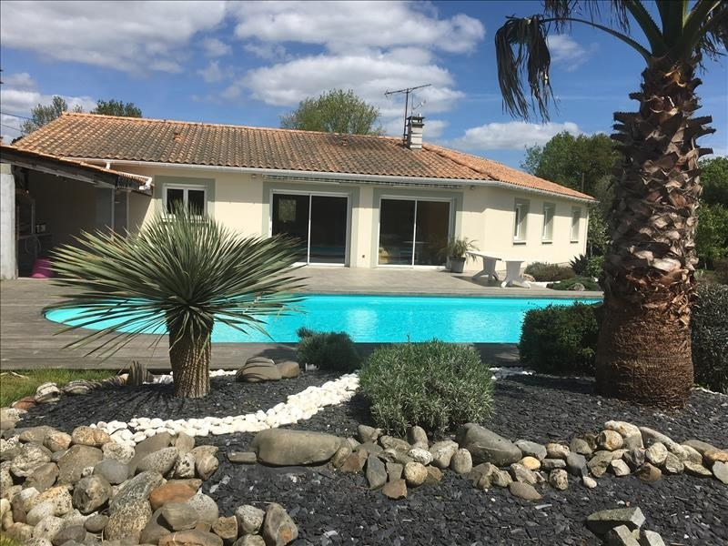 Sale house / villa Laruscade 339000€ - Picture 7