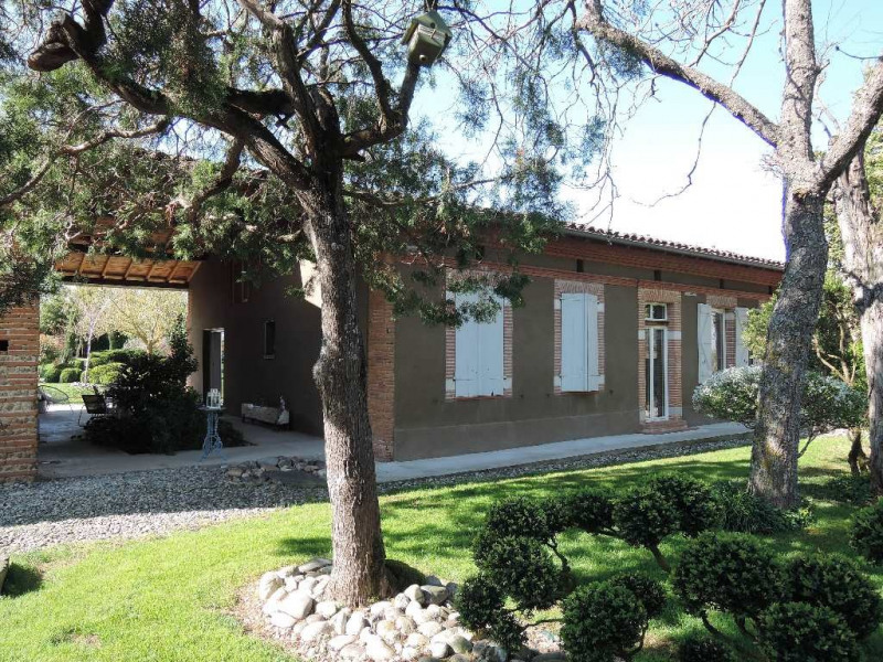 Vente maison / villa Baziege 810 000€ - Photo 1