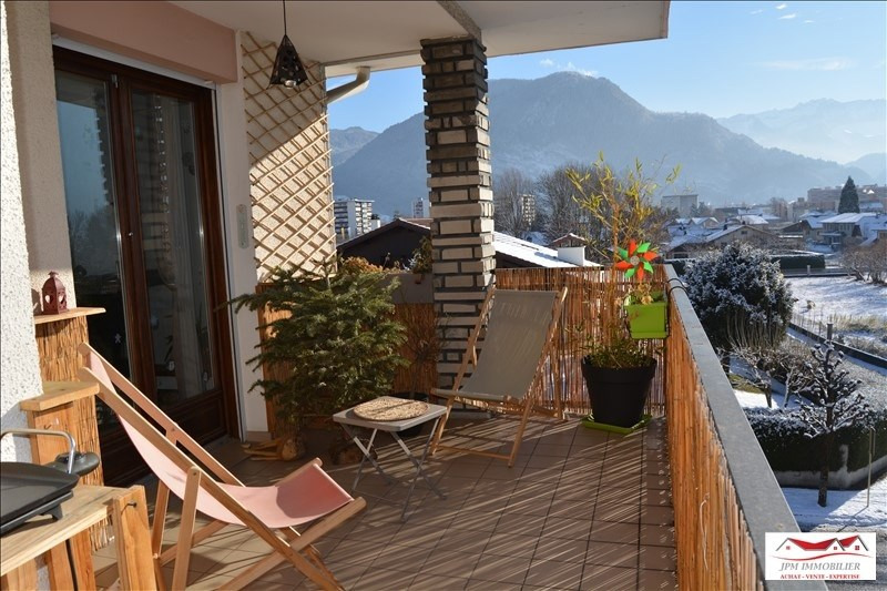 Vente appartement Cluses 206000€ - Photo 2