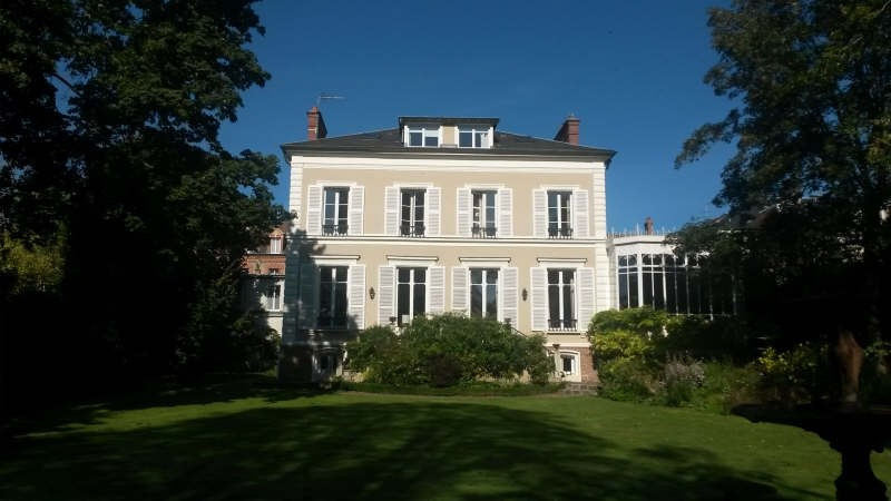 Vente de prestige maison / villa Fontainebleau 1900000€ - Photo 1