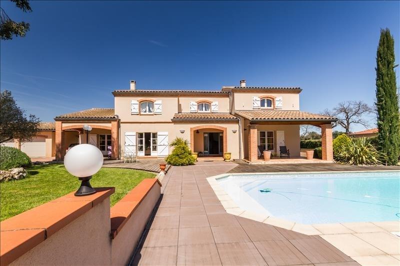 Verkauf von luxusobjekt haus Balma 849000€ - Fotografie 2