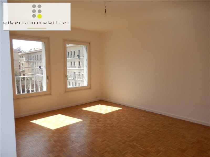 Rental apartment Le puy en velay 393,79€ CC - Picture 1