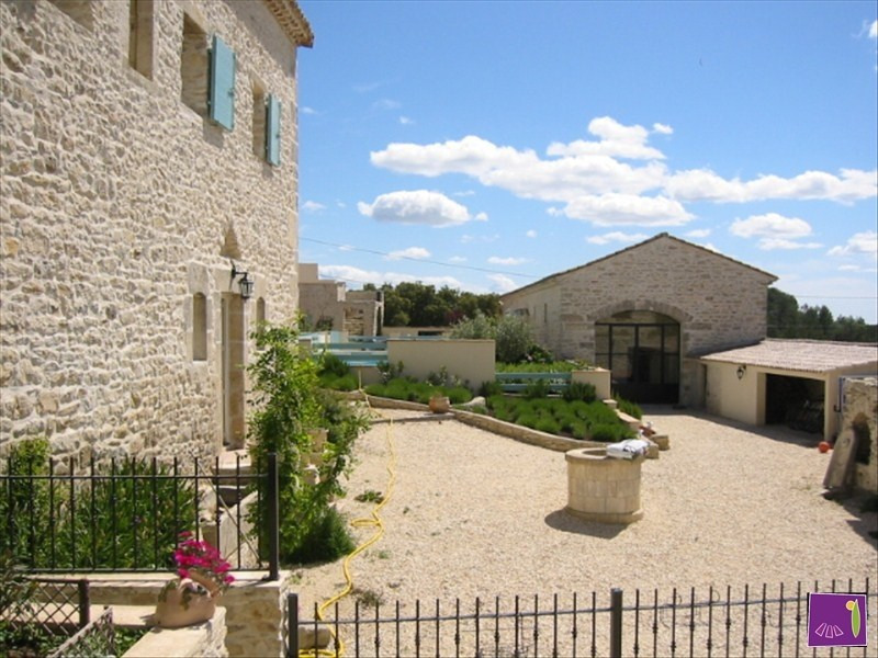 Deluxe sale house / villa Uzes 1 590 000€ - Picture 16